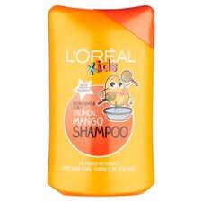 image 1 of L'oreal Kids Tropical Mango Shampoo 250Ml