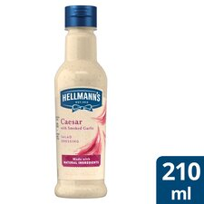 image 1 of Hellmann's Smokey Caesar Dressing 210Ml