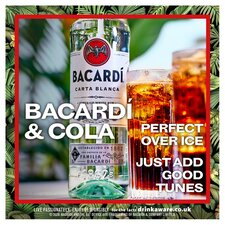 image 2 of Bacardi White Rum 70Cl