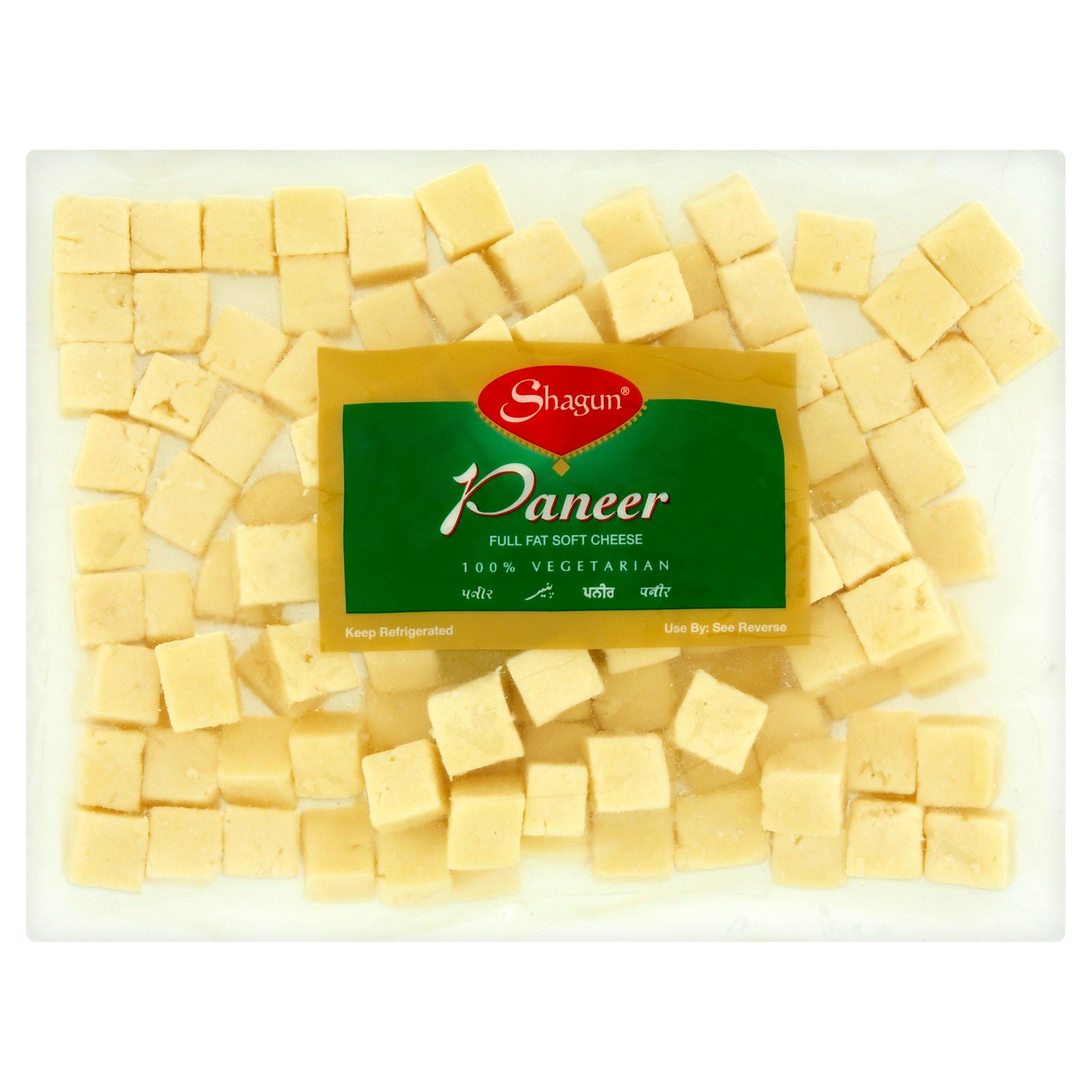 Shagun Diced Paneer Cheese 500G
