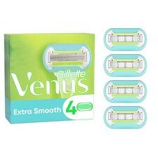image 1 of Gillette Venus Extra Smooth Blades 4 Pack