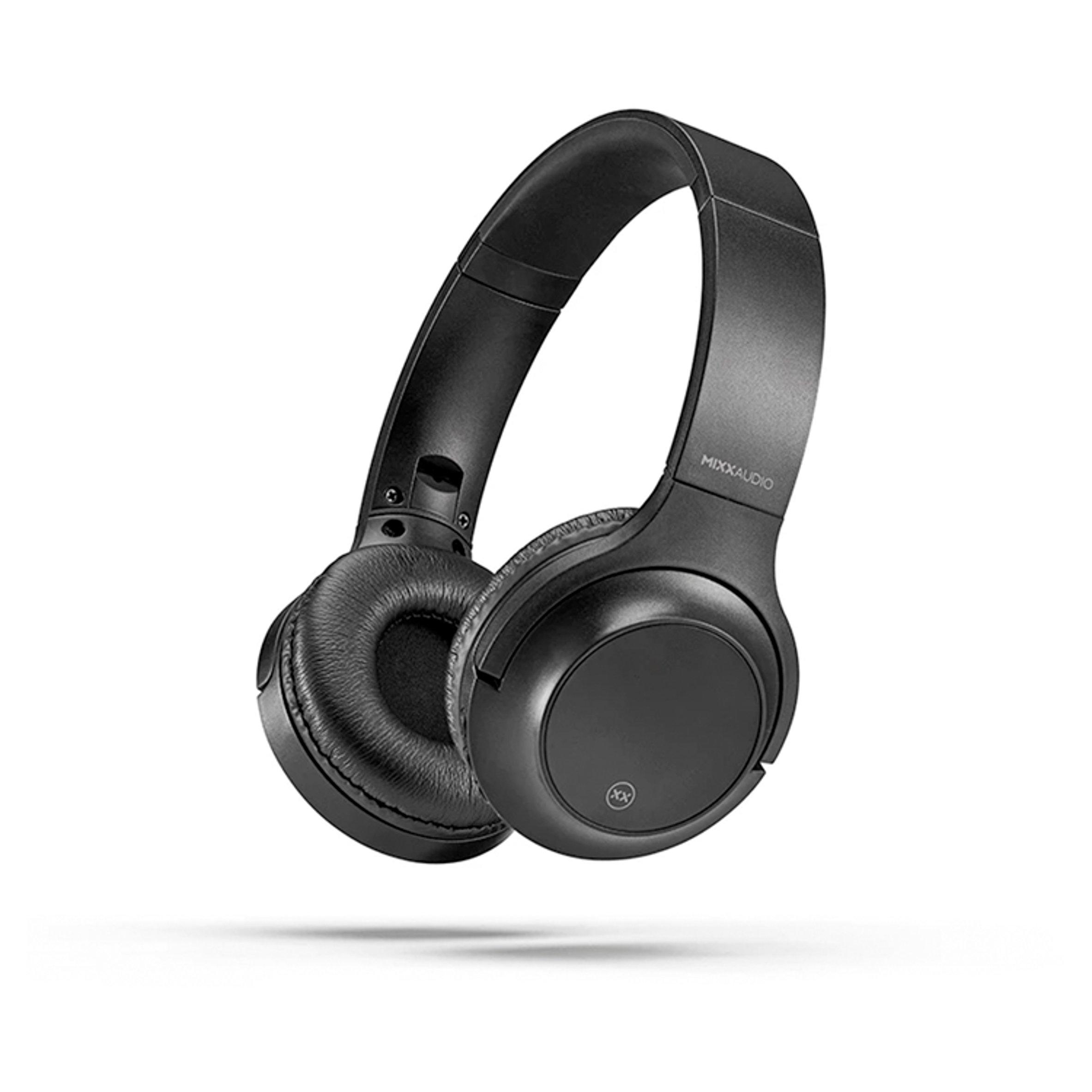 Mixx Sound Up Wireless Overhead Black
