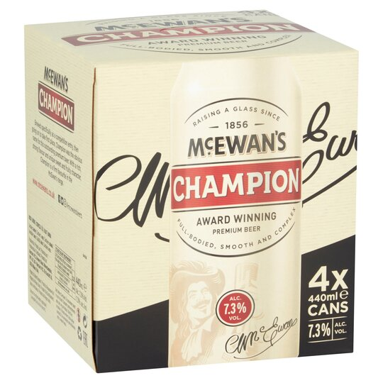 Mcewan's Champion 4X440ml