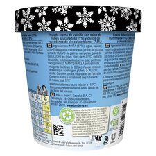 image 3 of Ben & Jerry's Baked Alaska Vanilla Ice Cream 465Ml
