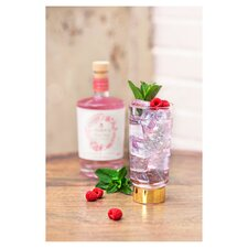 image 2 of Ceder's Pink Rose Non Alcohol Gin 500Ml