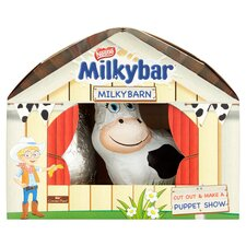 image 2 of Milkybar Barn Easter Egg Gift Set