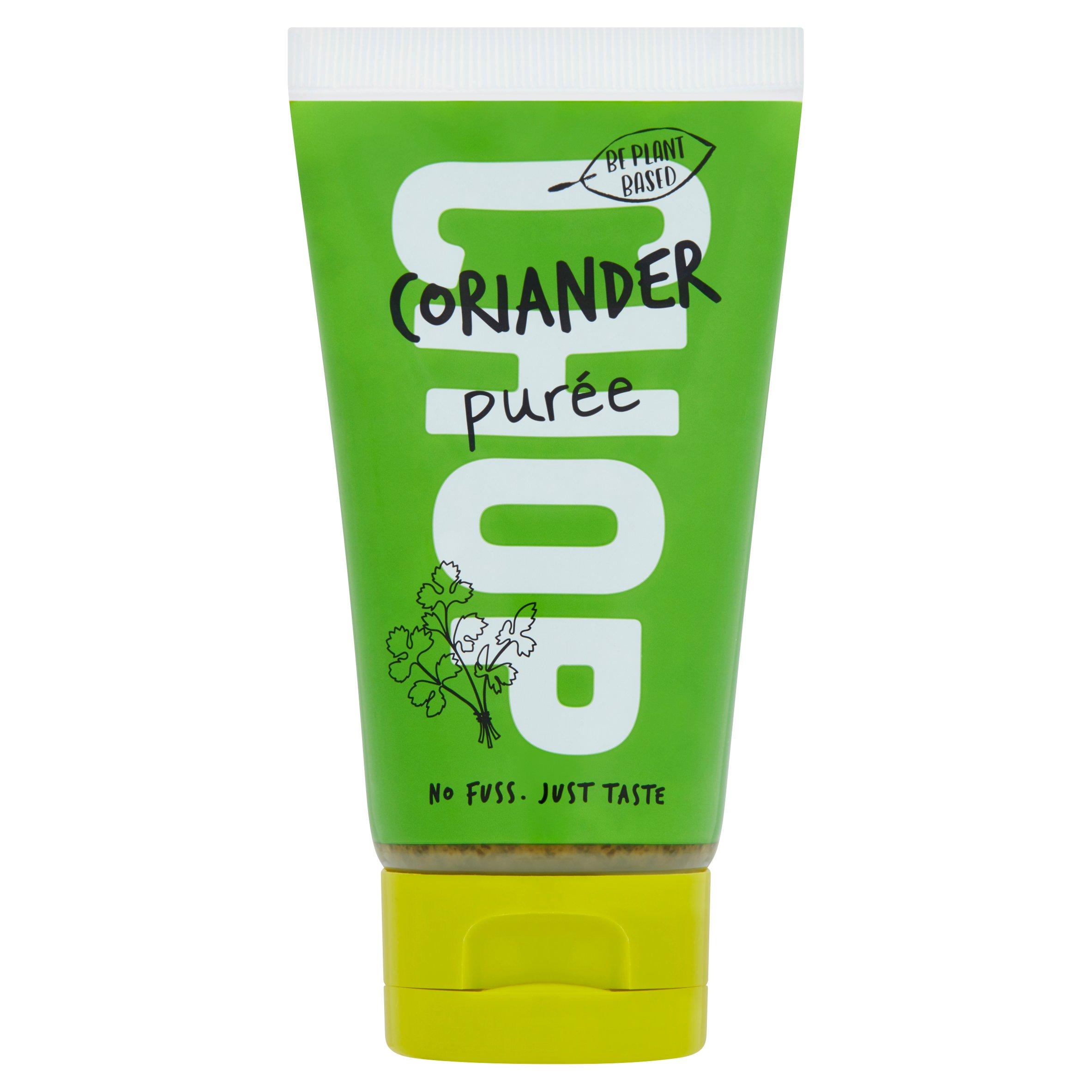 Chop Coriander Puree 75G