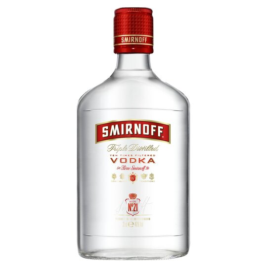 image 1 of Smirnoff Red Label Vodka 35Cl Bottle