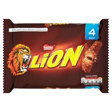 image 1 of Nestle Lion Milk Multipack 4 X 42G