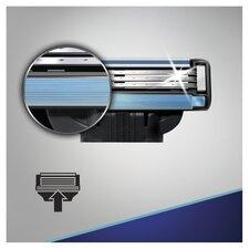 image 3 of Gillette Mach 3 Cartridges 8 Pack
