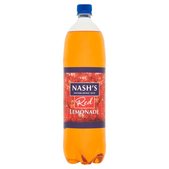 Nashs Red Lemonade 1.5 Litre