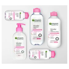 image 3 of Garnier Micellar Water Sensitive 125Ml