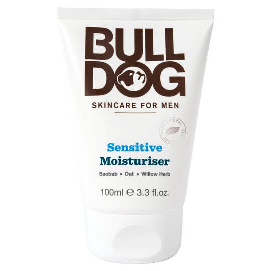 Bulldog Sensitive Moisturiser 100Ml