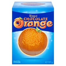 image 1 of Terry's Chocolate Orange Milk Chocolate Box 157G