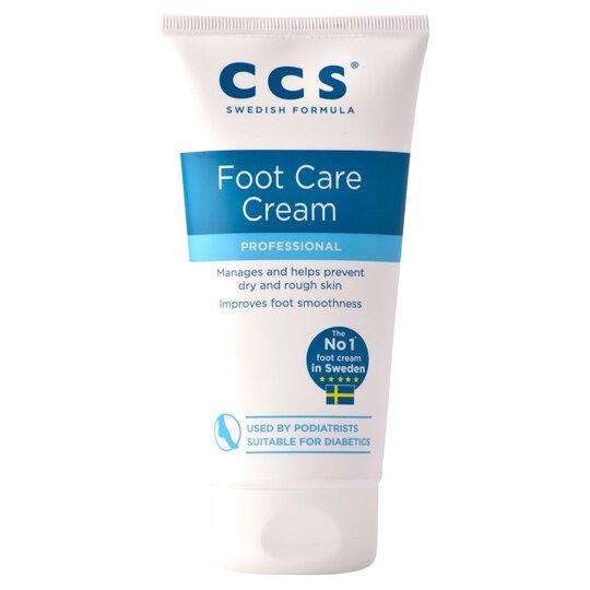 ccs foot cream