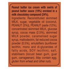 image 2 of Reese's Peanut Butter Ice Cream Cups 4 Pack 280Ml