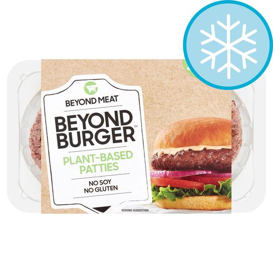 Beyond Meat Beyond Burger Plant Based Burger