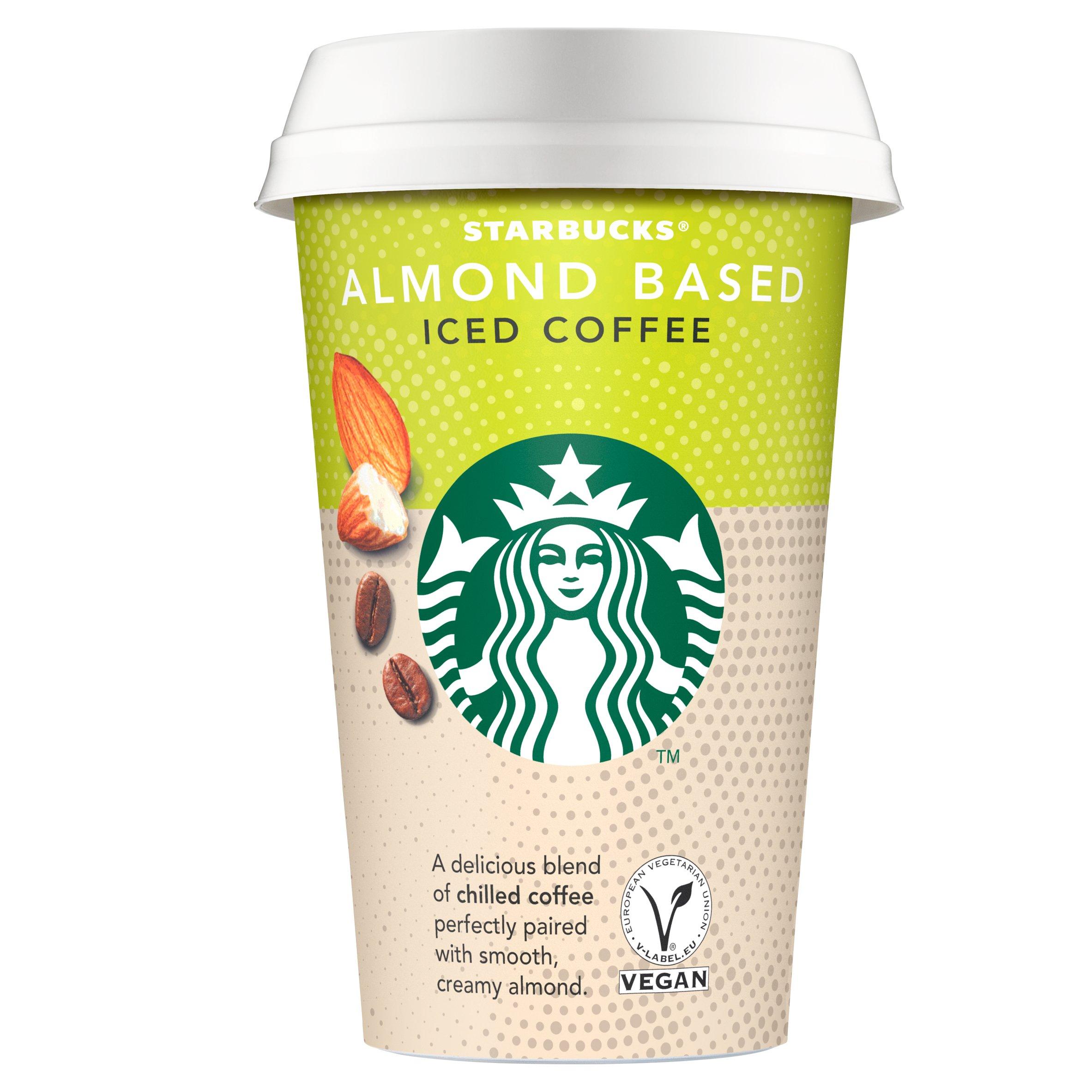 Starbucks Almond Based Iced Coffee 220Ml