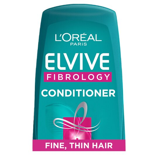 L'oreal Elvive Fibrology Fine Hair Conditioner 300Ml