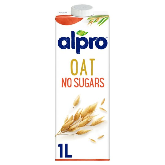 image 1 of Alpro Unsweetened Oat Drink 1L