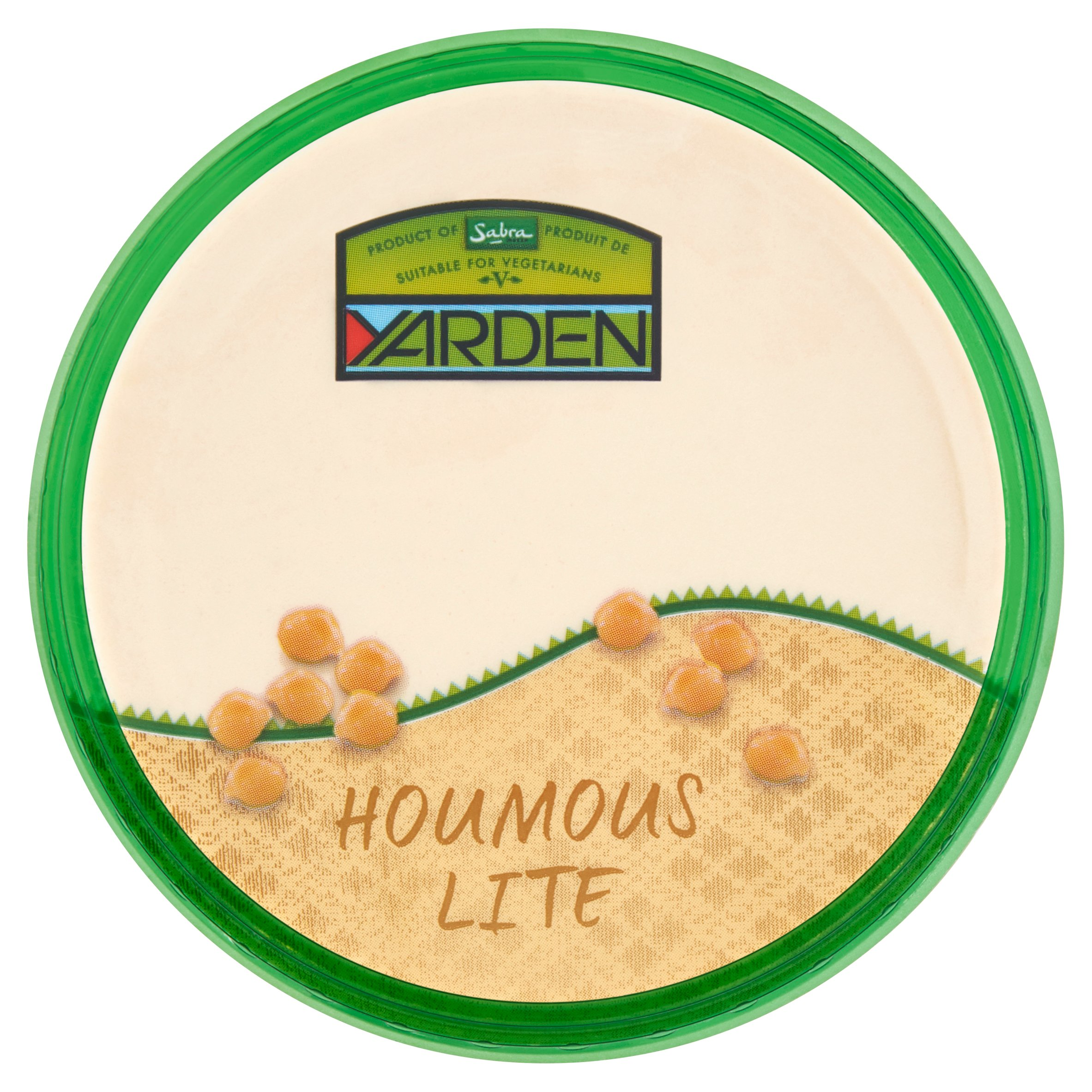 Yarden Houmous Reduced Calories 250G
