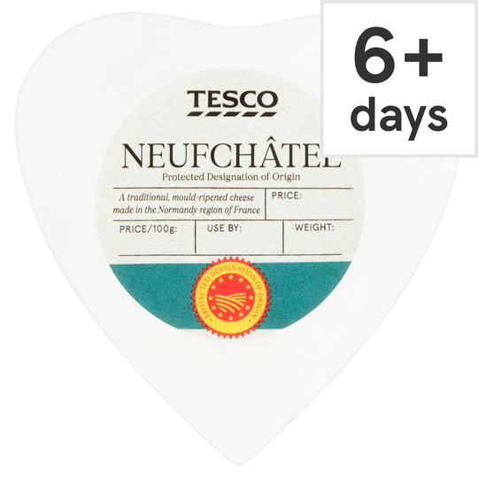 Tesco Neufchatel Cheese 200G
