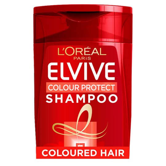 image 1 of L'oreal Elvive Colour Protect Coloured Hair Shampoo 300Ml