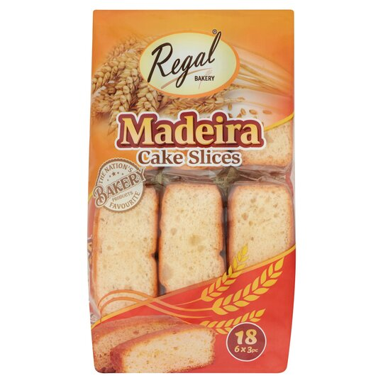 Regal Madeira Double Slice 370G
