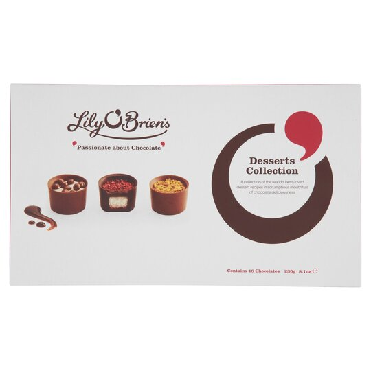 Lily Obriens The Desserts Collection