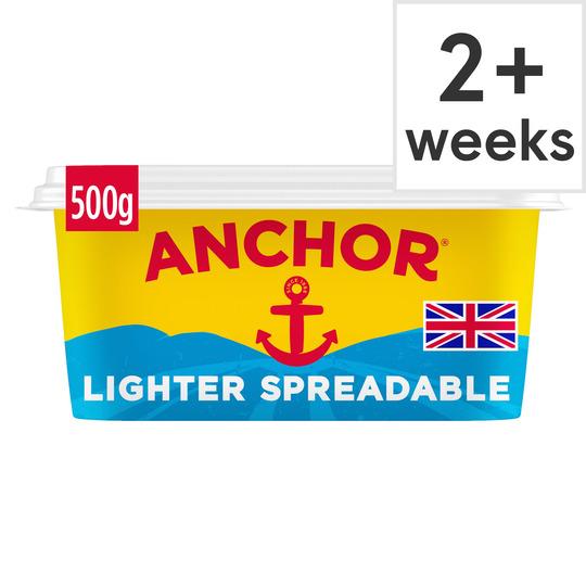 Anchor Lighter Spreadable 500G