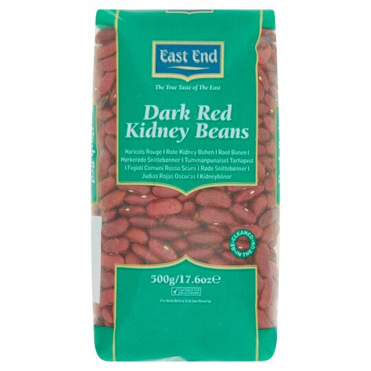 East End Red Kidney Beans 500g Tesco Groceries