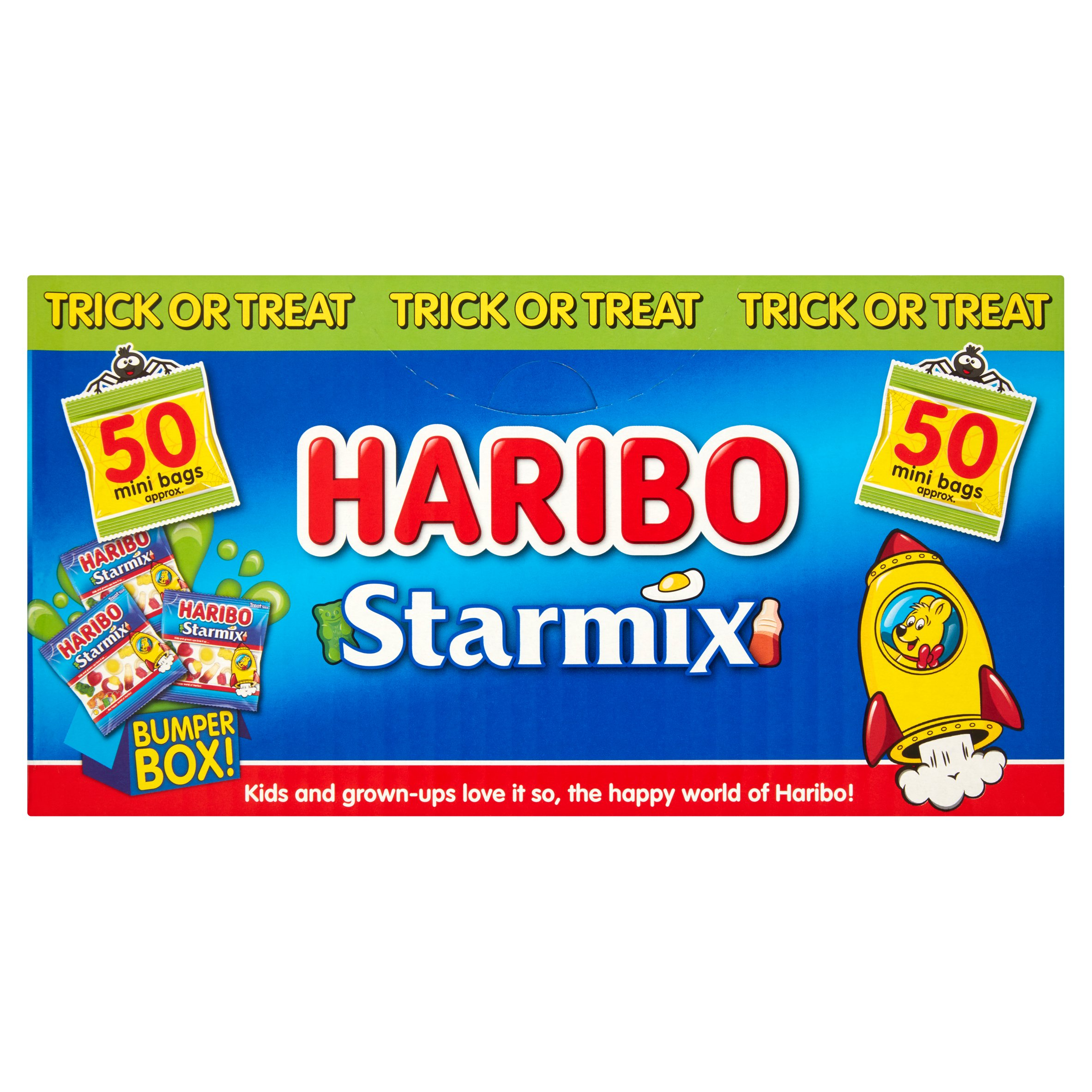 Haribo Starmix Megabox 800G