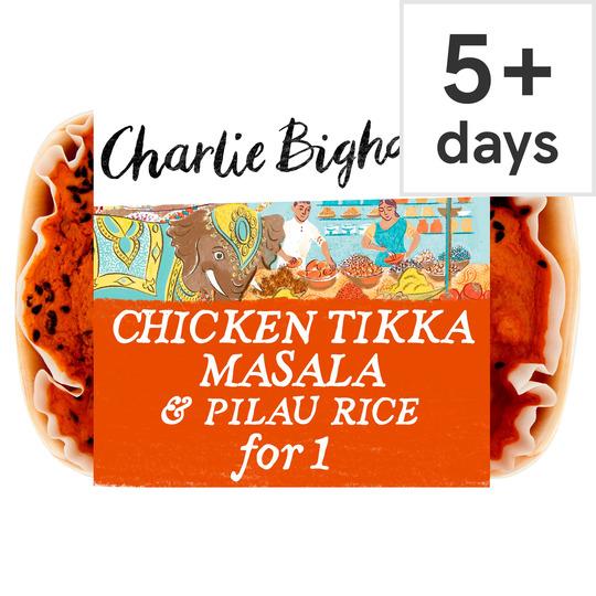 Charlie Bigham's Chicken Tikka Masala 403G