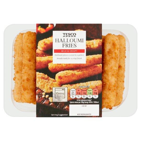 Tesco Halloumi Fries 200G