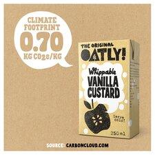 image 3 of Oatly Vanilla Custard 250Ml