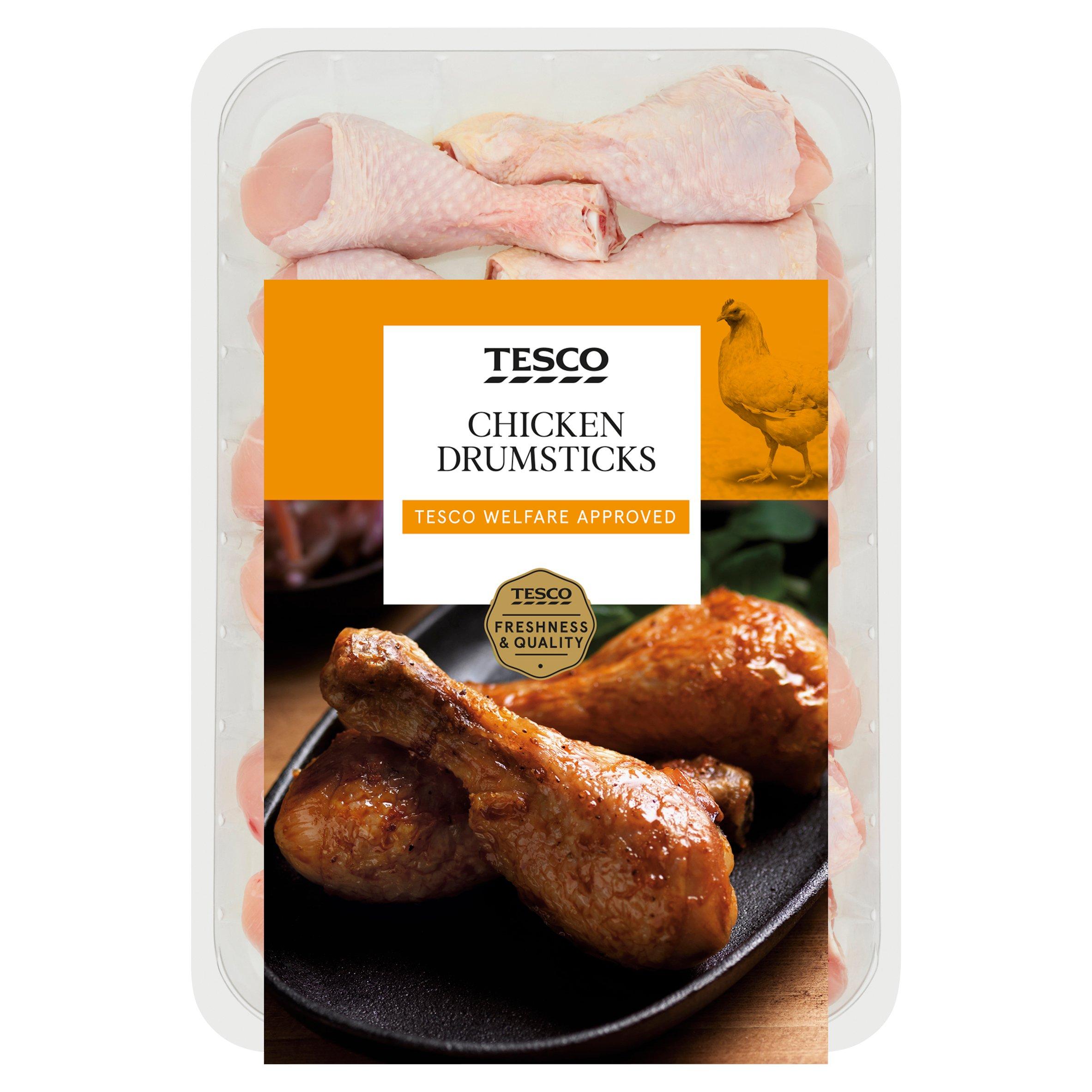 Tesco Chicken Drumsticks 2Kg
