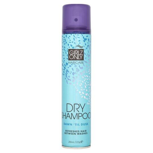 Girlz Only Dawn Til Dusk Dry Shampoo 200Ml
