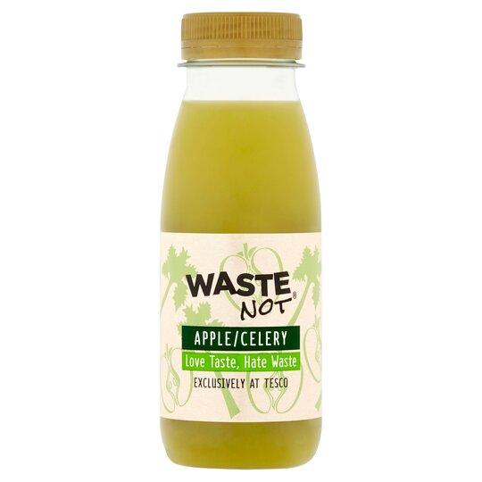 Waste Not Apple & Celery Juice 250Ml