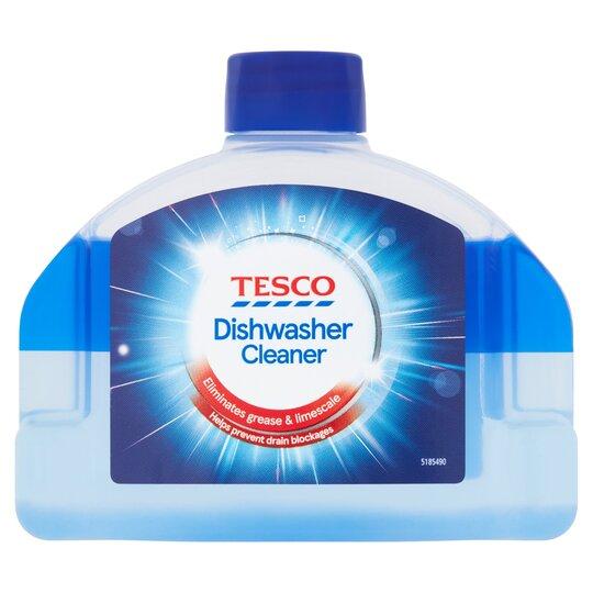 Tesco Dishwasher Cleaner 250Ml - Tesco Groceries