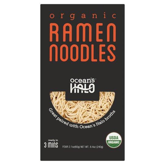 Ocean's Halo Organic Ramen Noodles 240G