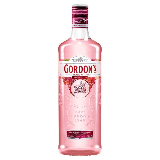 Gordon's Premium Pink Distilled Gin 70Cl