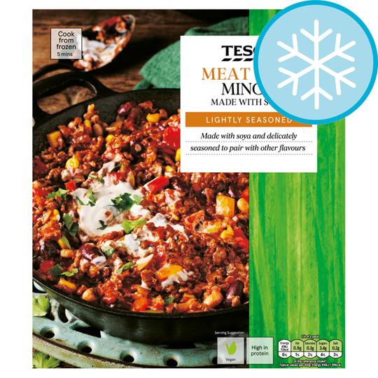 Tesco Meat Free Vegetarian Mince 454g