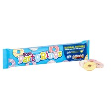 image 2 of Fox's Party Rings Biscuits 125G