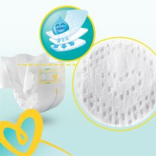 image 3 of Pampers New Baby Size 1 Jumbo Pack 72 Nappies
