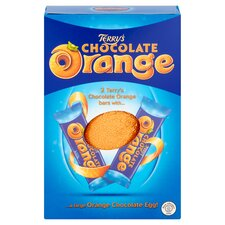 image 1 of Terry's Chocolate Orange Large Hollow Easter Egg 266G