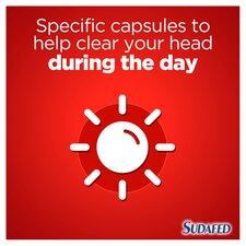 image 5 of Sudafed Headache Day & Night Capsules 16'S