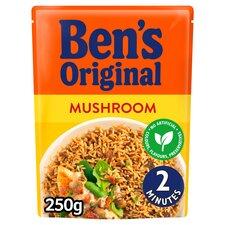 image 1 of Ben's Original Mushroom Microwave Rice 250G