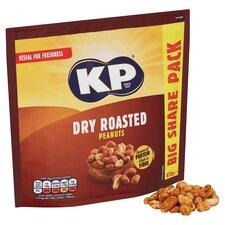 image 2 of Kp Dry Roasted Peanuts 415G