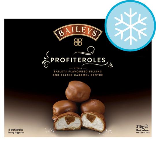 Baileys Salted Caramel Profiteroles 216G
