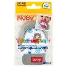 image 1 of Nuby Teething Mitt